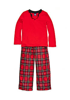 J. Khaki® Plaid Pajama Set Boys 4-20