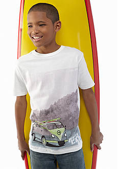Red Camel Boys® Short Sleeve Novelty Crew Neck Tee Boys 8-20