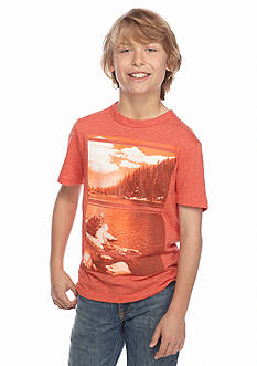 Red Camel Graphic Tee Boys 8-20