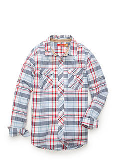 Red Camel® Plaid Shirt Boys 8-20