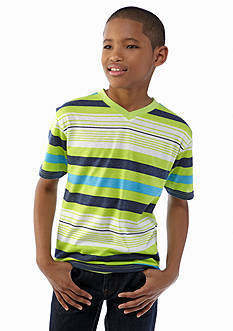 Red Camel Boys® Short Sleeve Stripe Tee Boys 8-20