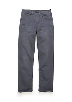 Red Camel® 5-Pocket Stretch Canvas Pants Boys 8-20