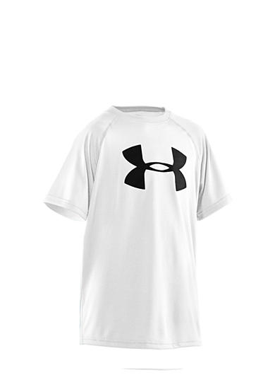 Under Armour® Big Logo Tee Boys 8-20