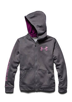 Under Armour® Armour Fleece Storm Magzip Hoodie Boys 8-20