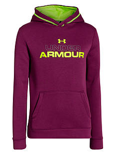 Under Armour® Rival Cotton Holiday Hoodie Boys 8-20