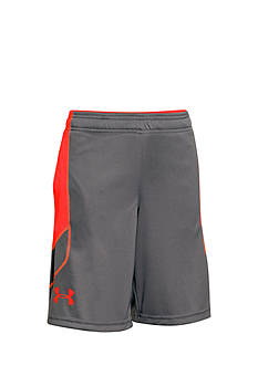 Under Armour® Tech Patterned Shorts Boys 8-20