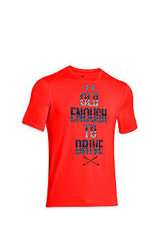 Under Armour® Old Enough to Drive Tee Shirt Boys 8-20