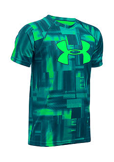 Under Armour® Tech Big Logo Printed Tee Boys 8-20