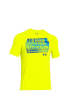 Under Armour® Scatter Script Tee Boys 8-20