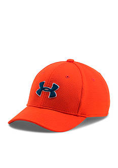 Under Armour Blitzing 2.0 Stretch Fit Cap Boys 8-20