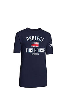 Under Armour® Short Sleeve Protect This House Tee Shirt Boys 8-20