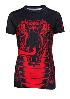 Under Armour® Short Sleeve Alter Ego Beast Viper Fitted Shirt Boys 8-20