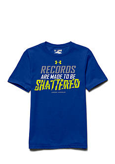Under Armour® Records Shattered Tee Boys 8-20