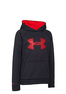 Under Armour Storm Armour Fleece Big Logo Hoodie Boys 8-20