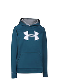 Under Armour® Storm Armour Fleece Big Logo Hoodie Boys 8-20