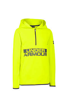 Under Armour® Coldgear Infrared Fleece Hoodie Boys 8-20