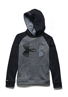 Under Armour® Storm Armour Fleece Jumbo Big Logo Hoodie Boys 8-20