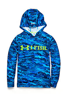 Under Armour® Fish Hoodie Coolswitch Boys 8-20