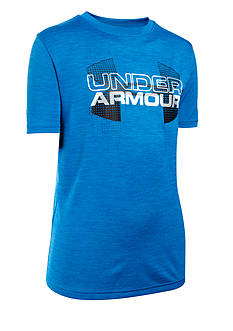 Under Armour Big Logo Hybrid Tee Boys 8-20