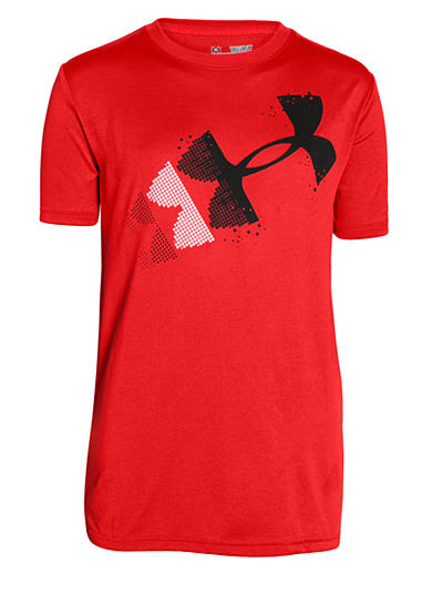 Under Armour® Rising Logo Tee Boys 8-20
