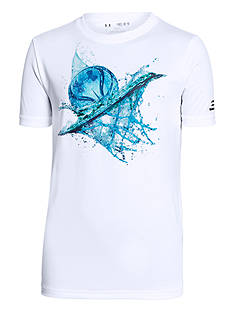 Under Armour® Splash Down Tee Boys 8-20