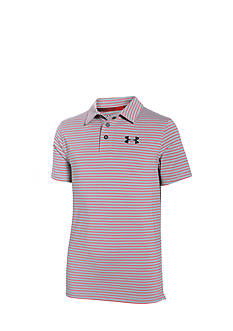 Under Armour® Composite Stripe Polo Shirt Boys 8-20