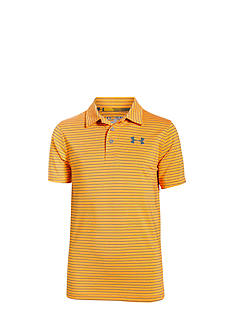 Under Armour Composite Stripe Polo Shirt Boys 8-20