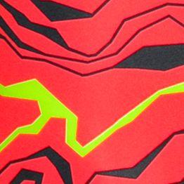 Boys Sized 8-20 Swimwear Sale: Rocket Red/White Under Armour Printed Board Shorts Boys 8-20