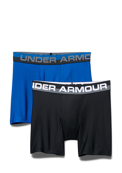 Under Armour® 2-Pack Original Series Boxerjack® Boys 8-20