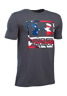Under Armour Americana Logo Tee Boys 8-20