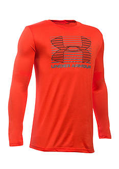 Under Armour® Breakthrough Logo Tee Boys 8-20
