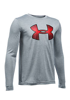 Under Armour® Novelty Big Logo Tee Boys 8-20