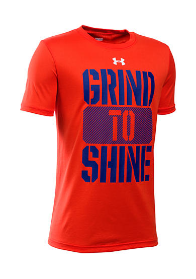 Under Armour® Grind to Shine Tee Boys 8-20