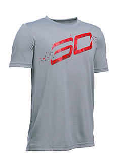 Under Armour Steph Curry 30 Player Tee Boys 8-20