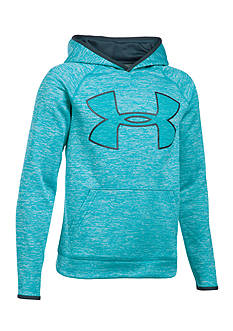 Under Armour® Fleece Twist Highlight Hoodie Boys 8-20