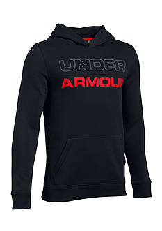 Under Armour® Sportstyle Fleece Hoodie Boys 8-20