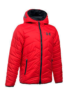 Under Armour® Reactor Hooded Jacket Boys 8-20