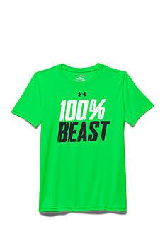 Under Armour 100% Beast Tee Boys 8-20