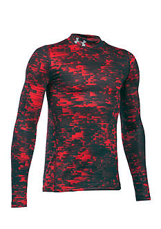 Under Armour Printed Fitted Top Boys 8-20