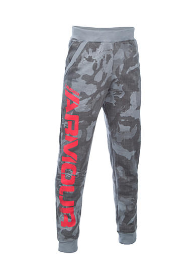 Under Armour® Sport Style Printed Jogger Pant Boys 8-20