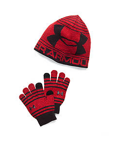 Under Armour® Beanie and Glove Combo