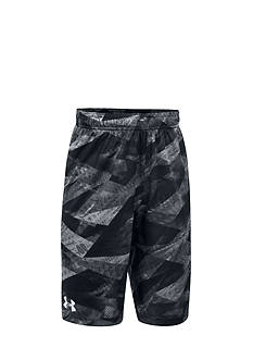 Under Armour SC Printed Shorts Boys 8-20