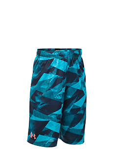 Under Armour® Steph Curry Printed Shorts Boys 8-20