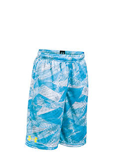 Under Armour Steph Curry Printed Shorts Boys 8-20