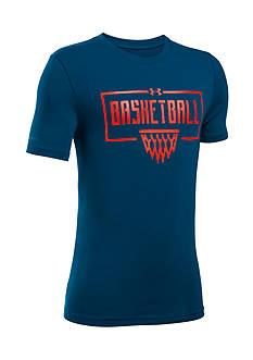 Under Armour Basketball Tee Boys 8-20