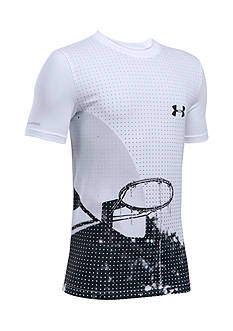 Under Armour SC Basketball Photoreal Tee Boys 8-20