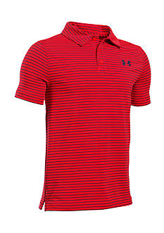 Under Armour Playoff Stripe Polo Boys 8-20