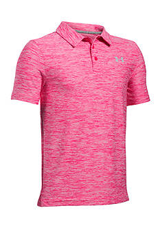 Under Armour® Playoff Twist Polo Boys 8-20