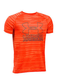 Under Armour Big Logo Printed Tee Boys 8-20