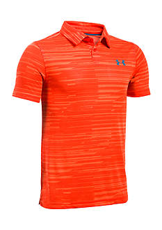 Under Armour® Solid Threadborne Polo Boys 8-20